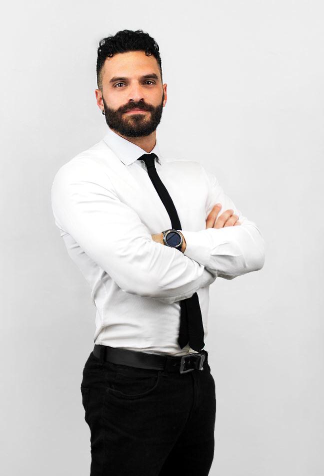 Photo of Alessandro Ceccarelli, GU President