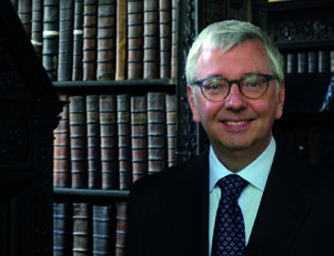 Photo of Professor Stephen Toope, Vice-Chancellor